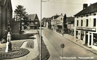 Bioscoop Hollandia - Spekholzerheide
